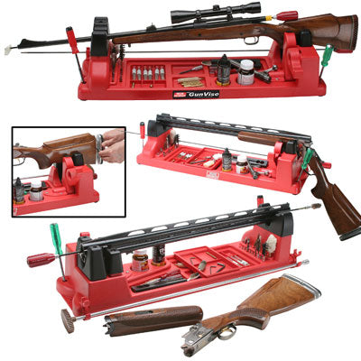 MTM Case-Gard Gun vise - ShootingTargets4Fun