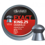 JSB  Exact King  .25 / 6.35 mm