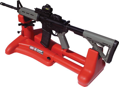 MTM Case-Gard K-Zone Shooting Rest - ShootingTargets4Fun