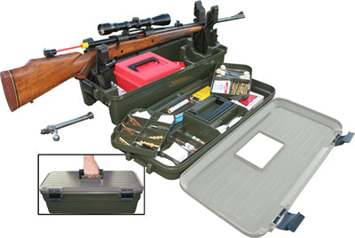 MTM Case-Gard Shooting Range Box - ShootingTargets4Fun