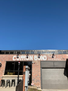 Beer You Go Road Trip 001: Common Bond Brewery