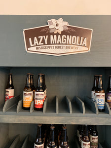 Beer You Go Road Trip 003: Lazy Magnolia, Mississippi's Oldest Brewery