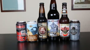 BEER RUN: Volume 001 (Coffee Stouts)