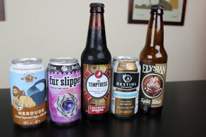 BEER RUN: Volume 002 (Milk Stouts)
