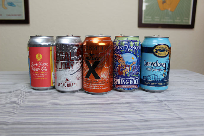 "BEER RUN: Volume 004: ""Whatever looked interesting at the store."""