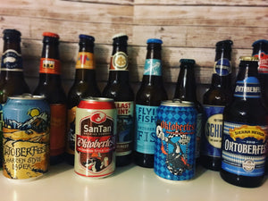 EPIC Beer Run 001 – 16 Oktoberfest beers reviewed!