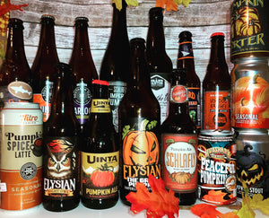 EPIC Beer Run 002 - Ranking 15 Pumpkin Beers!
