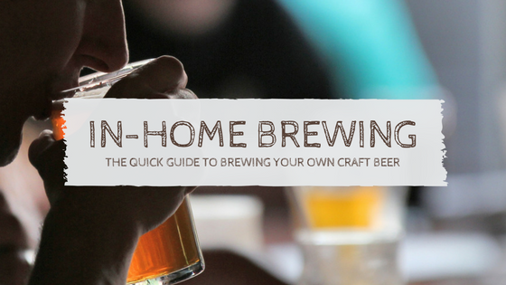In Home Brewing: The Quick Guide to Brewing Your Own Craft Beer