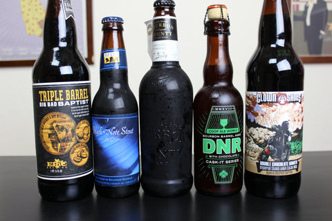 Barrel Aged Beers
