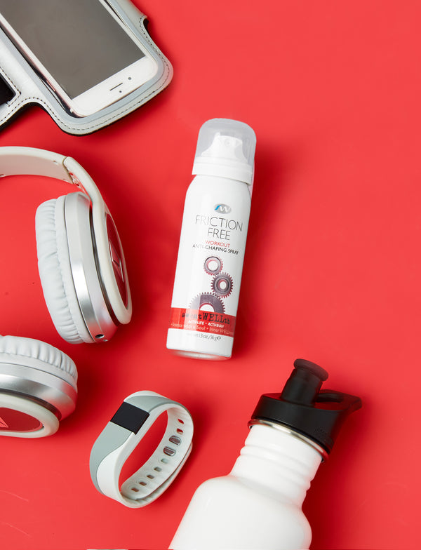 Friction Free On-The-Go | WORKOUT | Anti-Chafing Spray