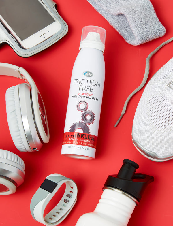 Friction Free | WORKOUT | Anti-Chafing Spray