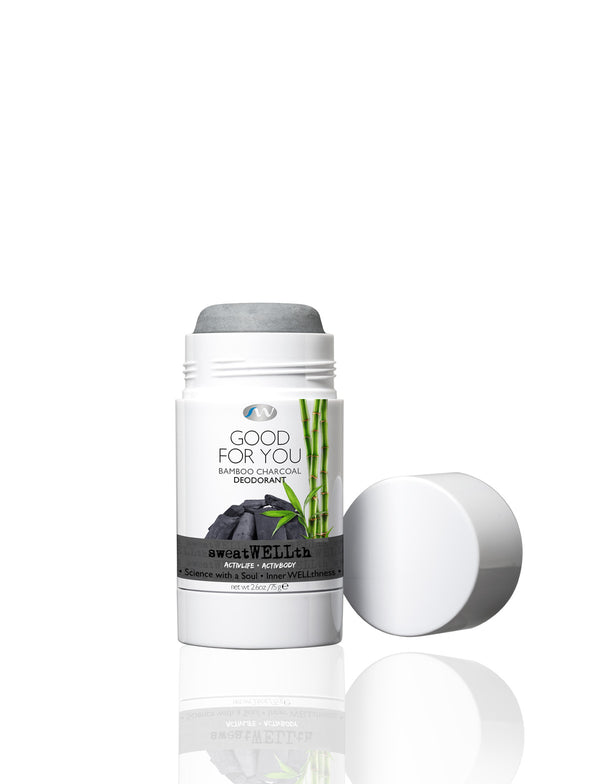 Good For You | BAMBOO CHARCOAL | Natural Detox Deodorant