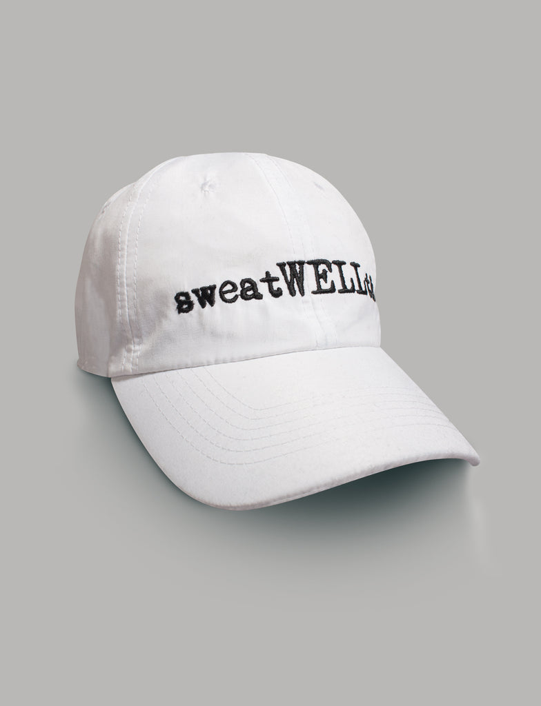 sweatWELLth Cap | Lightweight Performance Cap