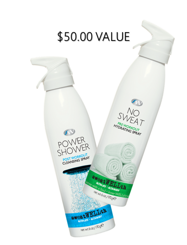 Power Duo | PRE + POST | HYDRATING + CLEANSING