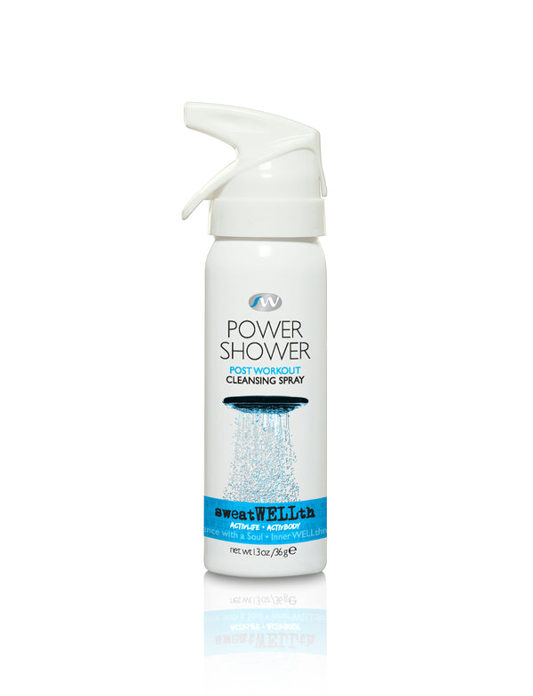 Power Shower On-The-Go | POST WORKOUT | CLEANSING SPRAY