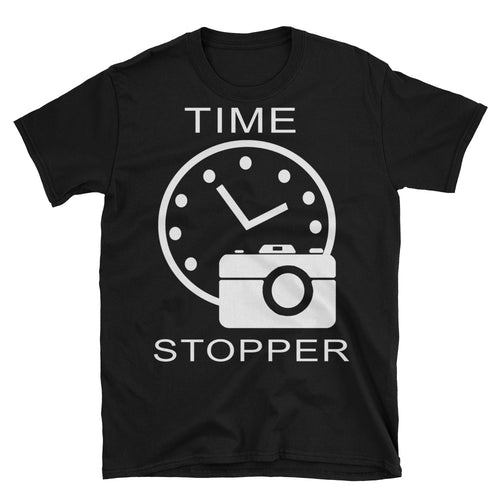 Photography - Time Stopper Short-Sleeve Unisex T-Shirt