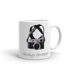 Always Strapped Coffee Mug