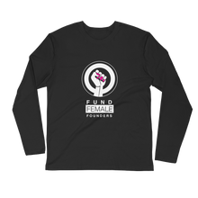 Fund Female Founders - 0.1 Limited Edition Mens Long Sleeve T Shirt
