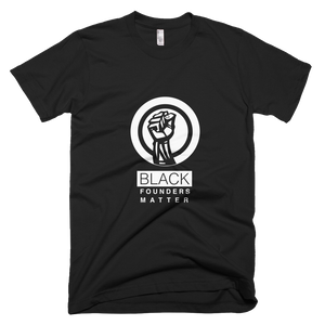 Black Founders Matter - 0.1 Limited Edition Unisex T-Shirt