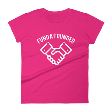 Fund A Founder - 0.1 Limited Edition Ladies T Shirt