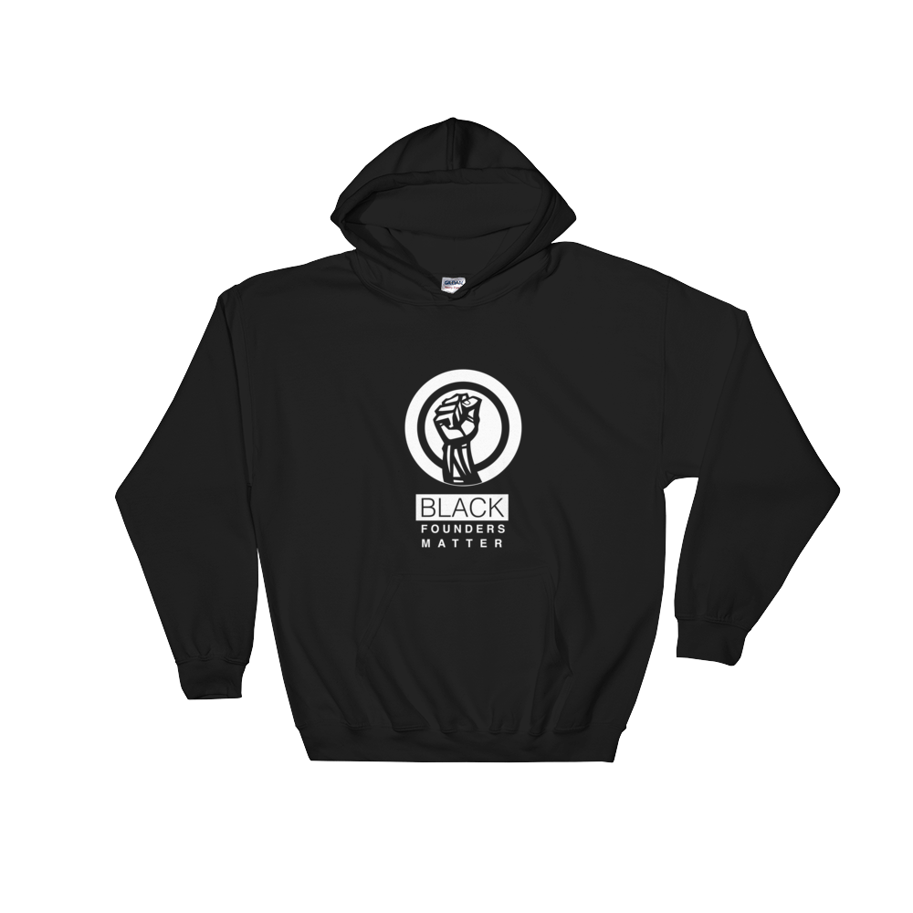 Black Founders Matter - 0.1 Limited Edition Hooded Sweatshirt