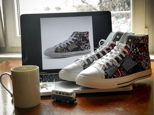 Create Your Own HIGH TOPS – Uniques