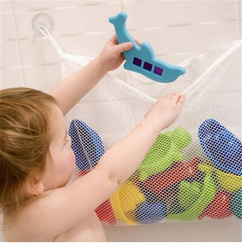 Baby Bath Time Toys Storage