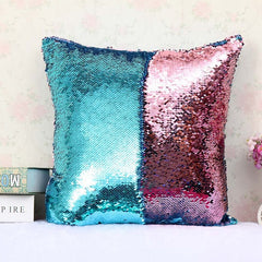 Reversible Sequin Mermaid  Pillowcase