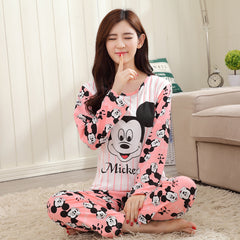 Thin Carton Generation Women Sleepwear