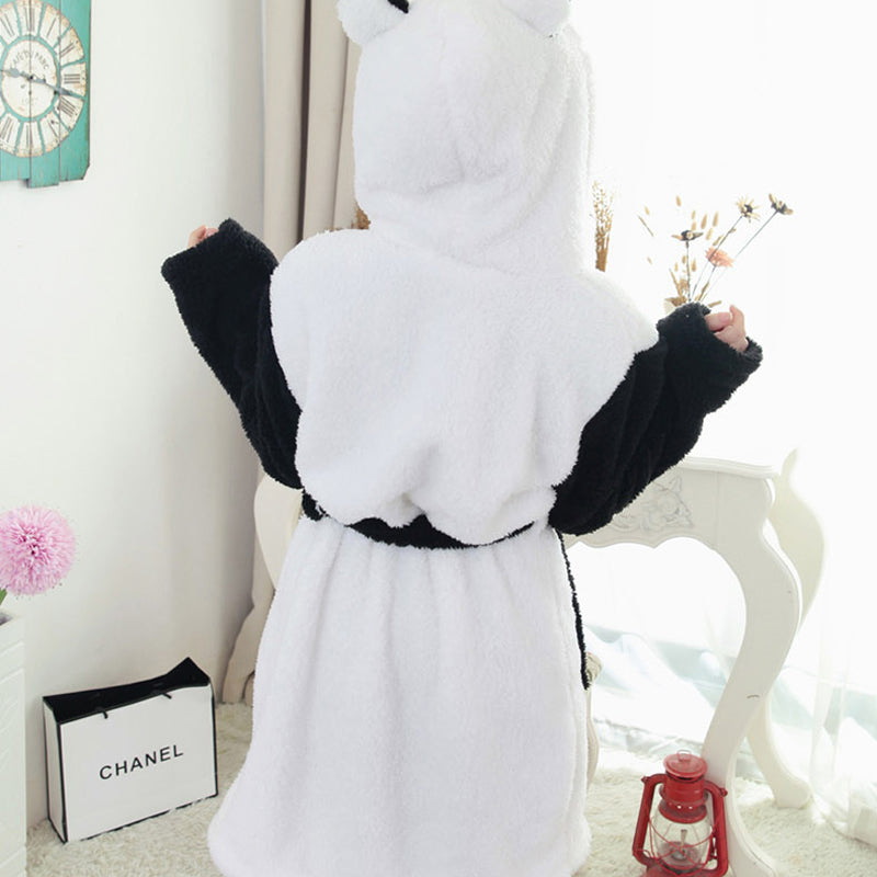 Animal Sleep Bathrobe