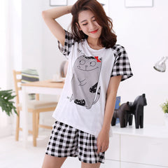 Shirt & Short Sleepwear