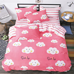 Fashion Cartoon Bedding Sets