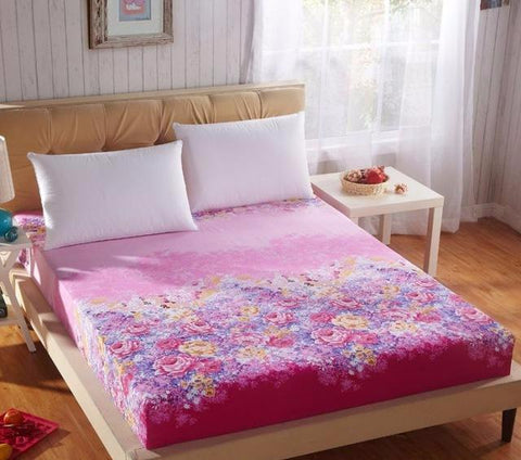 Mecerock Bed Sheets With Elastic Band