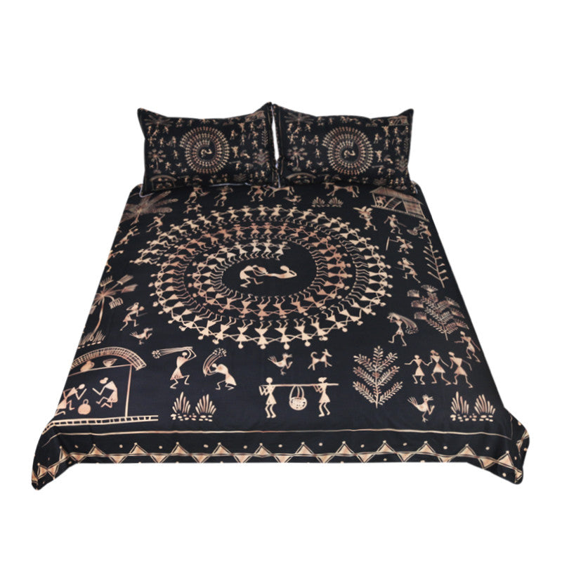 Ancient Civilization Bedding Set