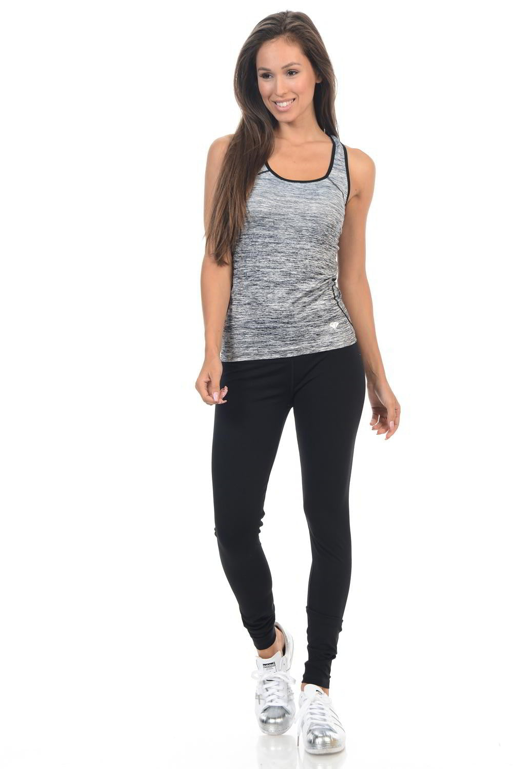 Sweet Look Women's Power Flex Yoga Pant Legging Sportswear - N804X