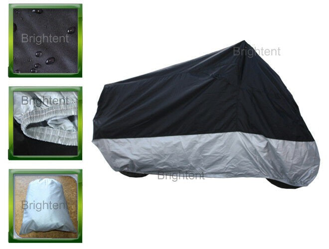 All Weather Standard Motorcycle /Scooter Cover