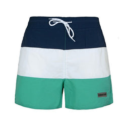 Men's Shorts -Lining Patchwork