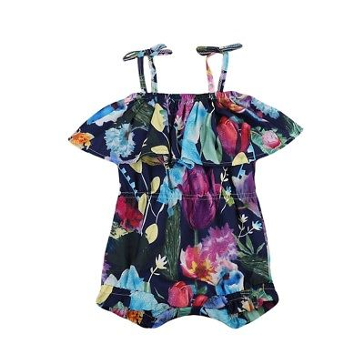 new baby floral romper baby girls clothes vintage floral printed christmas baby rompers boutique toddler outfit