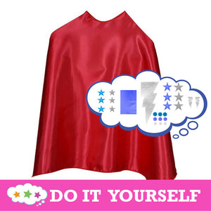 DIY Do It Yourself Capes