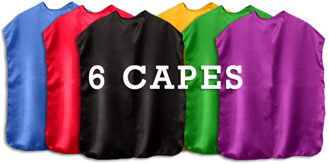 Promotional Capes (More Quantities Available)