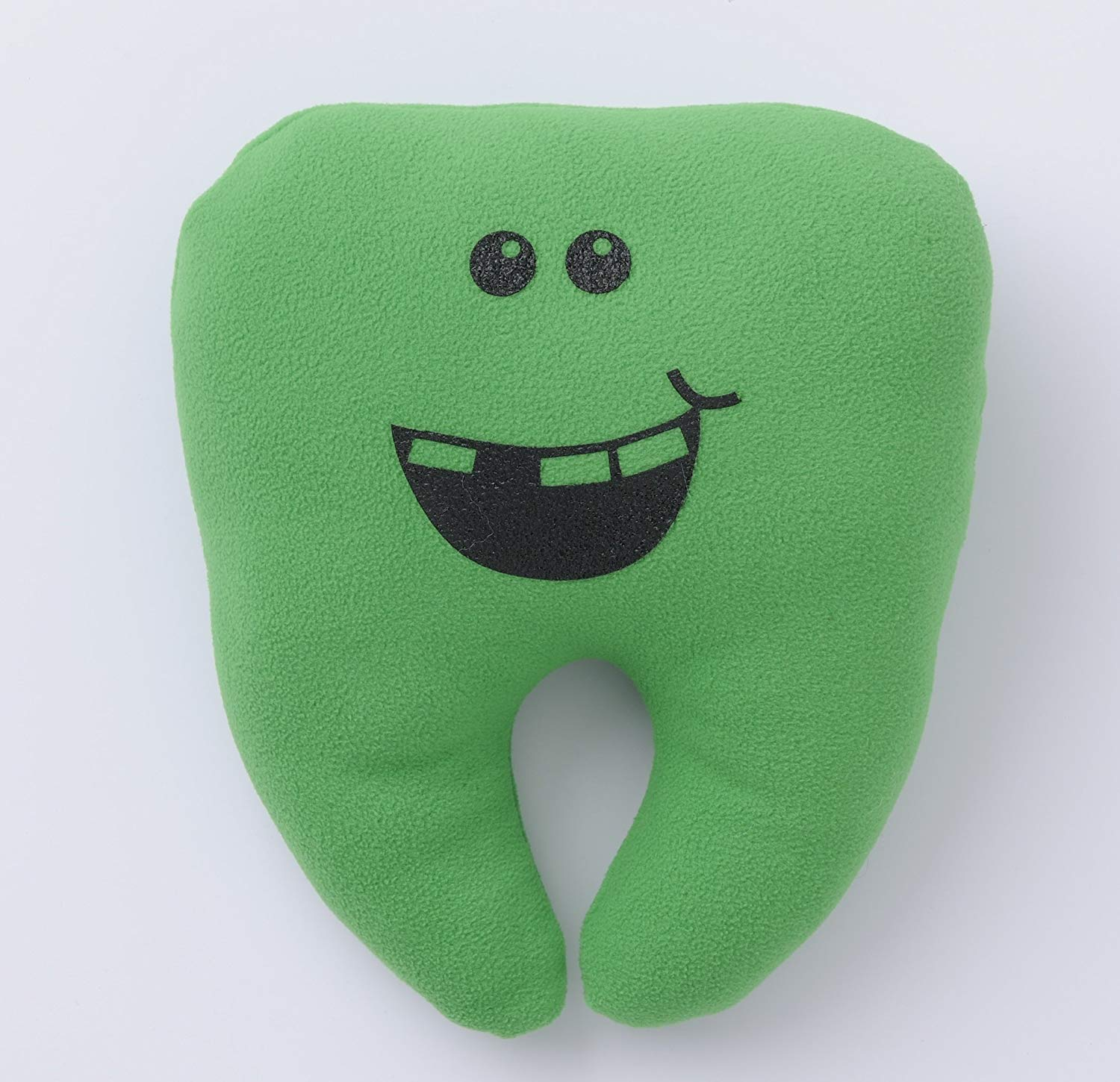 Fairy Tooth Pillow Puck Green