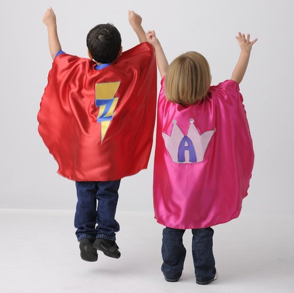 Personalized Superhero Cape - Ready For Pick-Up