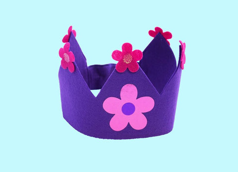 Purple Crown