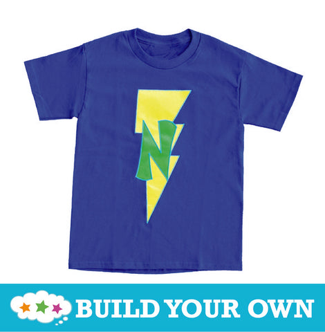 Custom Superhero T-Shirt