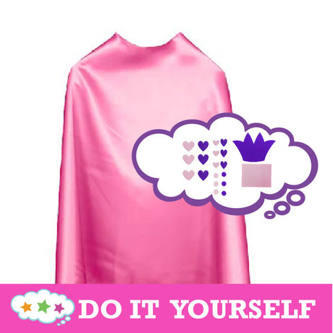 Design Your Own Cape Kit Bubblegum