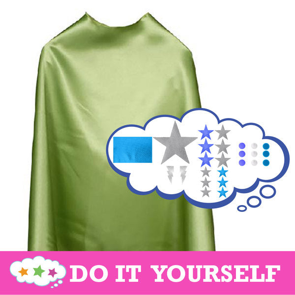 Design Your Own Cape Kit Lime