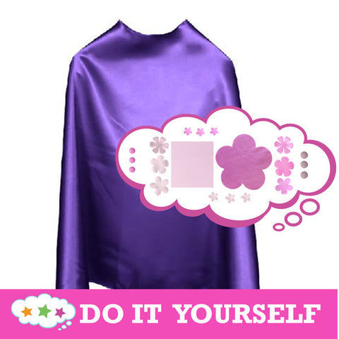 Design Your Own Cape Kit Purple