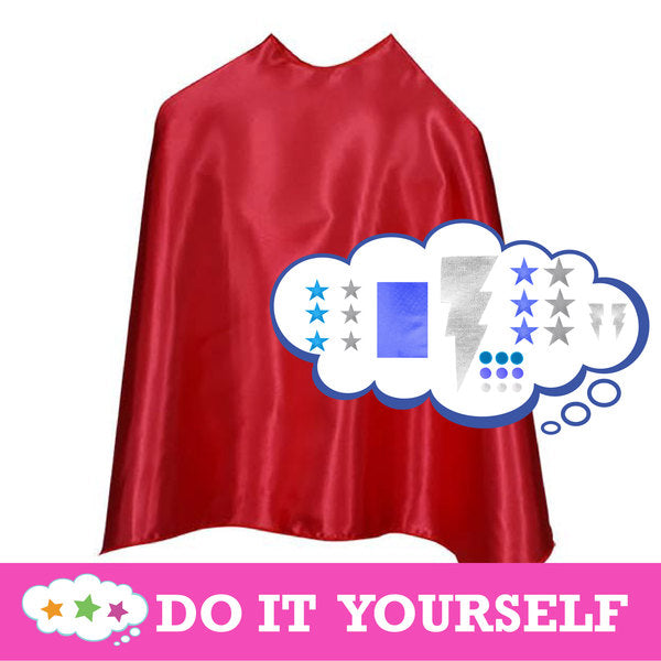 Design Your Own Cape Kit Red