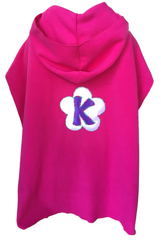 Custom Hooded Superhero Fleece Cape/Cloak