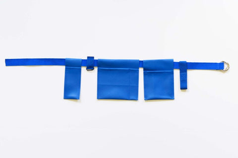 Utility Belt Solid Blue